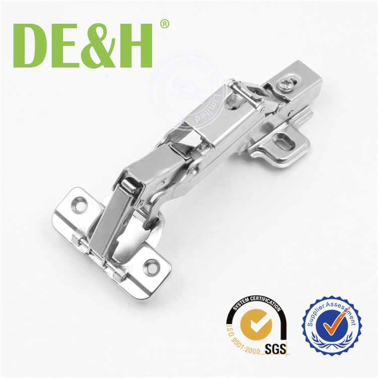top quality 175 degree soft close clip on hinge