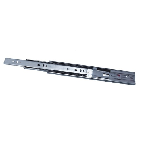 Full extension ball bearing soft closing drawer slide, made in China