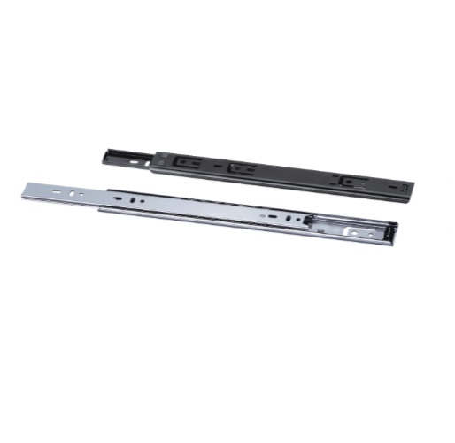 27mm width 2 fold ball bearing drawer slides, made in China