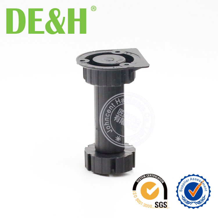 120 150mm Kitchen Plastic Adjustable Height Cabinet Legs