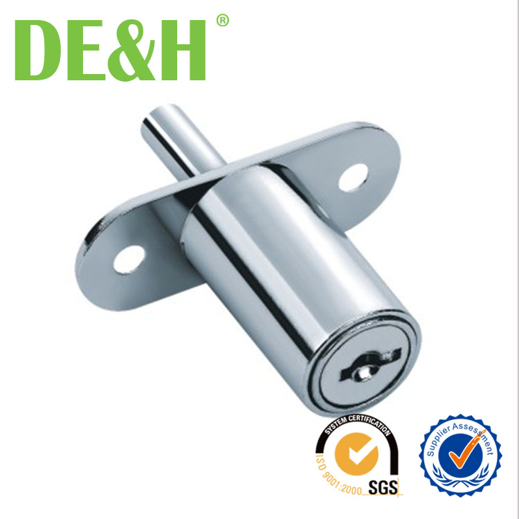 105 push lock with long spindle for sliding wardrobes